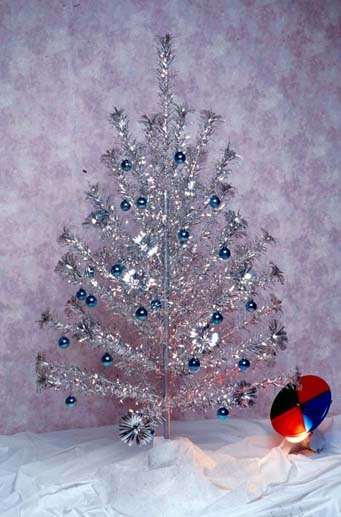 silver-christmas-trees